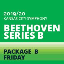 2019-2020 Friday Beethoven B