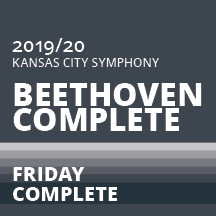 2019-2020 Friday Beethoven Complete