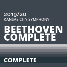 2019-2020 Kansas City Symphony Beethoven Complete
