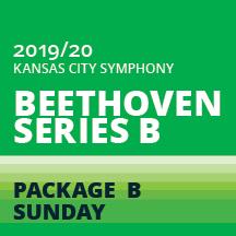 2019-2020 Sunday Beethoven B