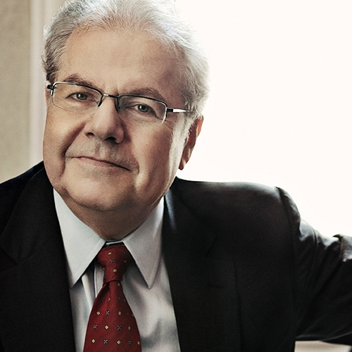 Image of Imanuel Ax. Ax performs Beethoven. Emanuel Ax, piano. Kansas City Symphony. January 31-February 2