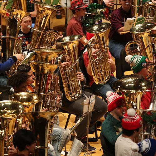 Tuba Christmas Kansas City 2020 TubaChristmas 2019 Audience Ticket | Kansas City Symphony