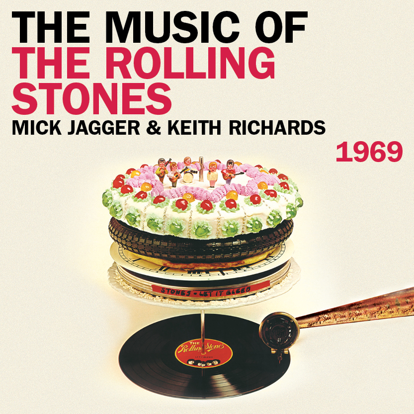 The Music of the Rolling Stones: Mick Jagger & Keith Richards 1969